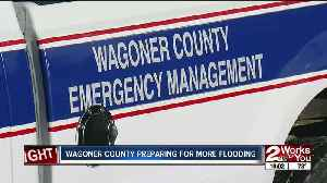 Wagoner County preparing for more flooding [Video]