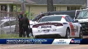 Man shot to death on Bailey Avenue Identified [Video]