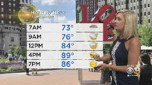 Philadelphia Weather: Storm Chance Early Tuesday [Video]