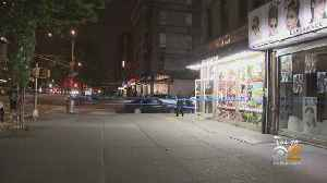 Search For Suspect After Deadly Shooting At Harlem Bodega [Video]