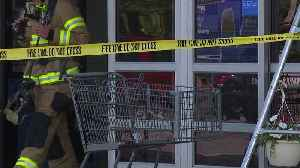 Leaking Bottle Originally Believed to be Meth Lab Closes North Carolina Walmart [Video]