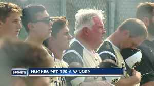 Franklin baseball coach retires as winningest coach with 938 victories [Video]