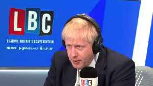 Boris Johnson Says Mark Carney Is Wrong To Say GATT24 Is Not An Option [Video]
