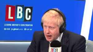 Boris Johnson Insists He Would Still Make Same Comments About Nazanin [Video]