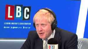 Boris Johnson Admits: Yes, I've Tried Class A Drugs [Video]