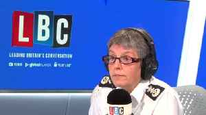 Nick Ferrari Challenges Police Commissioner Over Extinction Rebellion Pink Yacht [Video]