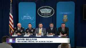 Western New Yorker David Bellavia to receive Medal of Honor Tuesday [Video]