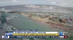 News video: Are American tourist deaths in the Dominican Republic being exaggerated?