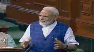 PM Modi's jibe at Opposition: You're so high, you can't even see the ground [Video]