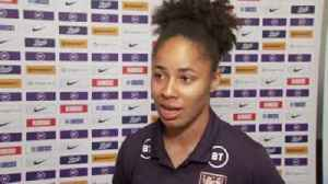 Stokes: We'll improve as WWC goes on [Video]