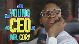 Young CEO: Mr. Cory's Cookies [Video]