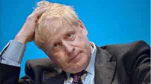 Boris Johnson Won't Comment On Reconciliation Photo With Girlfriend [Video]