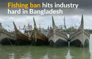 Fishing industry hit hard by ban in Bangladesh [Video]