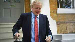 Johnson Courts Financiers In Race To Become British PM