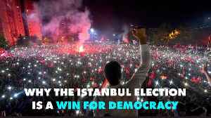The reasons Istanbul's mayoral election meant so much more [Video]