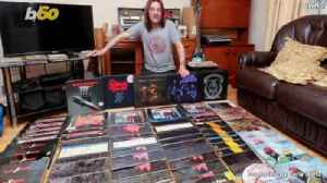 News video: Ozzie Osbourne Superfan Will Display His $250,000 Collection of Black Sabbath Memorabilia for Their 50th Anniversary