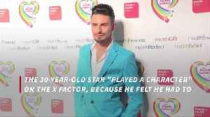 Rylan Clark-Neal admits he played up to 'gay stereotype' [Video]