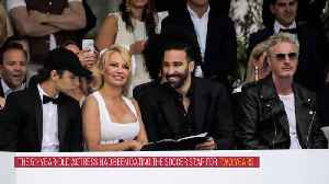 Pamela Anderson blasts Adil Rami [Video]