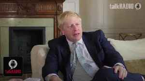 Boris Johnson admits passion for making model buses