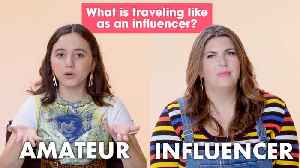 Amateur Guesses What It Takes to Be A Fashion Influencer | Dream Job vs Real Job [Video]