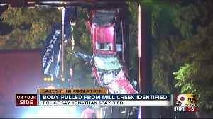 Police ID man who died after crashing into Mill Creek [Video]