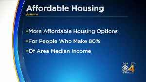 Aurora Creates More Affordable Housing [Video]