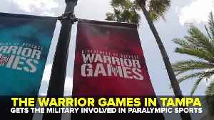 The Warrior Games in Tampa gets the military involved in paralympic-style sports | Taste and See Tampa Bay [Video]