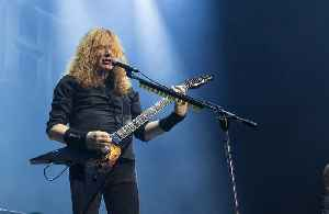 Dave Mustaine thanks fans for support after cancer diagnosis [Video]