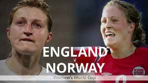 Women's World Cup: England v Norway match preview [Video]