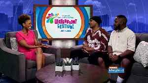 Cherry Hill Arts & Music Waterfront Festival [Video]