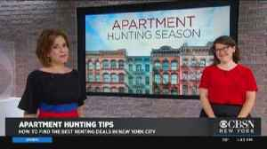 How To Save While Apartment Hunting In NY [Video]