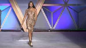 Naomi Campbell Talks Being Named Fashion Icon [Video]