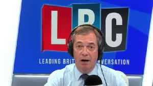 Nigel Farage Says Boris Did Not Sound Believable Over The Photo [Video]