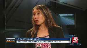 State of Emergency for Women's Health p3 [Video]