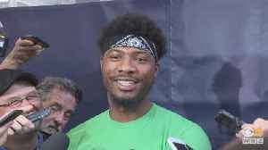 Marcus Smart Didn't Know There Was A Hustle Award In NBA Until He Won It [Video]