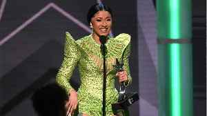 Rapper Cardi B Appears In NYC Court [Video]