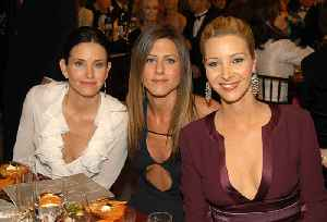 'Friends' Co-Stars Hint at Possible Reunion [Video]