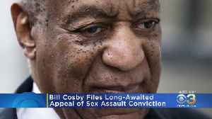Bill Cosby Files Long-Awaited Appeal [Video]