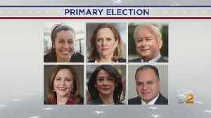 Polls Open In Race For Queens D.A. [Video]