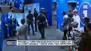 Prosecutors release bodycam video of alleged assault involving two officers [Video]