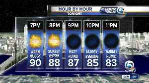 Tuesday night forecast [Video]