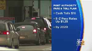 Port Authority Plans To Raise Tolls [Video]