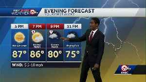 Storms expected to stay north of KC metro Tuesday night [Video]
