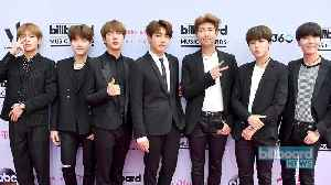 BTS Breaks Guinness World Record, J Balvin Links Up With Scooter Braun & More Headlines | Billboard News [Video]