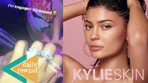 Kylie Jenner SELLING Kylie Cosmetics! Jake Paul & Tana Mongeau ENGAGED! | DR [Video]