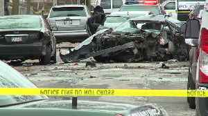 Milwaukee Driver Charged in Fiery Crash That Left Man Dead, Woman Disabled [Video]