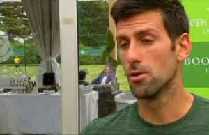 Djokovic has sympathy for Nadal over Wimbledon seedings gripe [Video]
