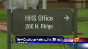 New details arise in abuse case concealed by three Hallettsville�high school officials. [Video]
