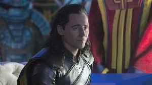 Tom Hiddleston Says TV Series Is A New Departure For Loki [Video]