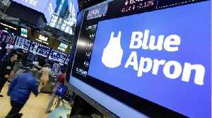 Blue Apron Hits All-Time Low [Video]